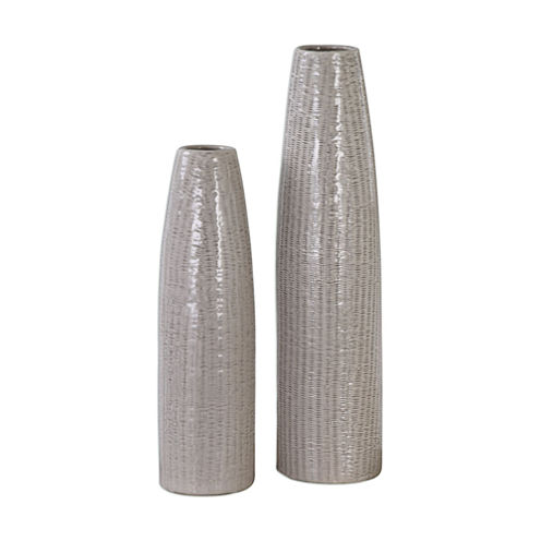 Set of 2 Sara Vases