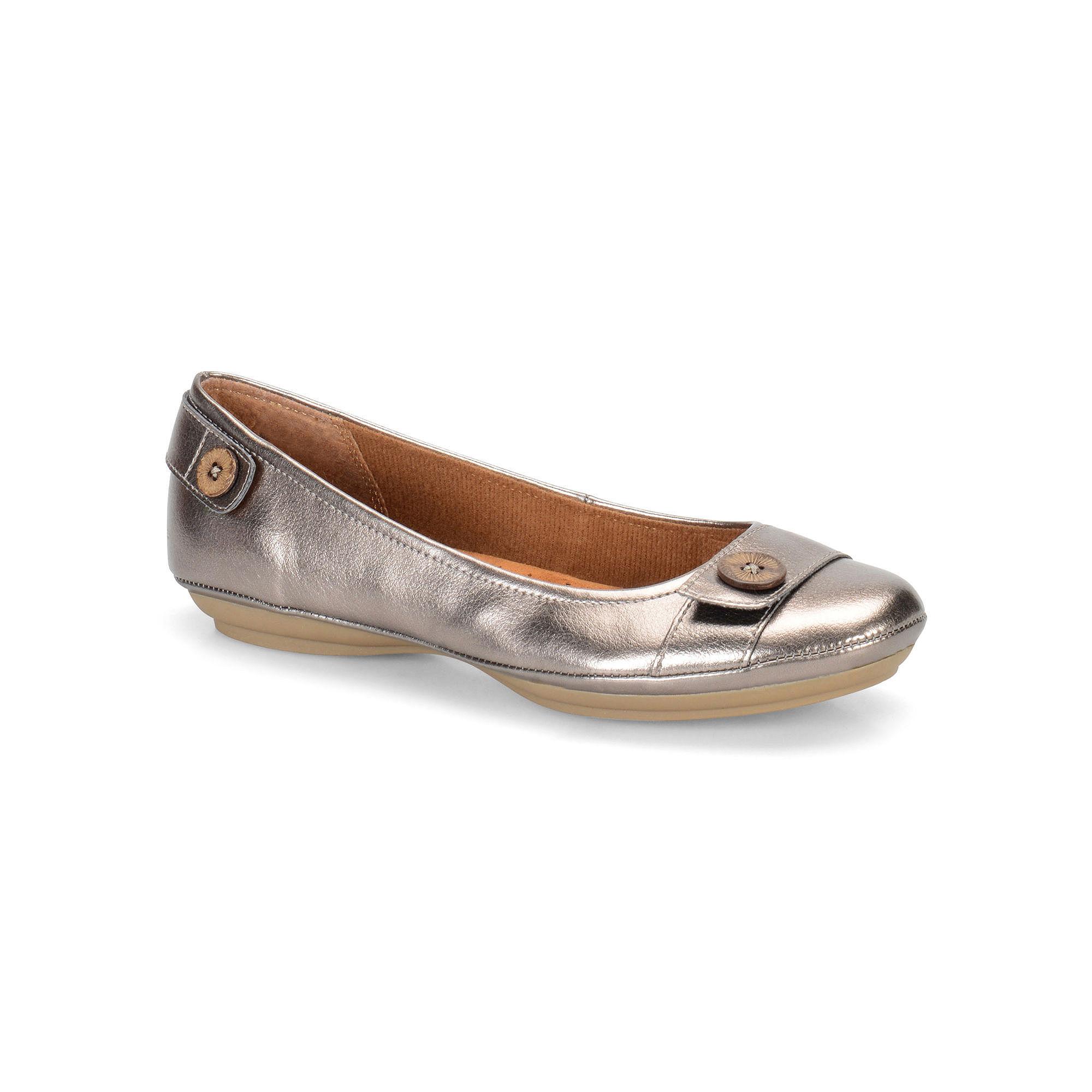 Eurosoft™ Sonelle Flats plus size,  plus size fashion plus size appare