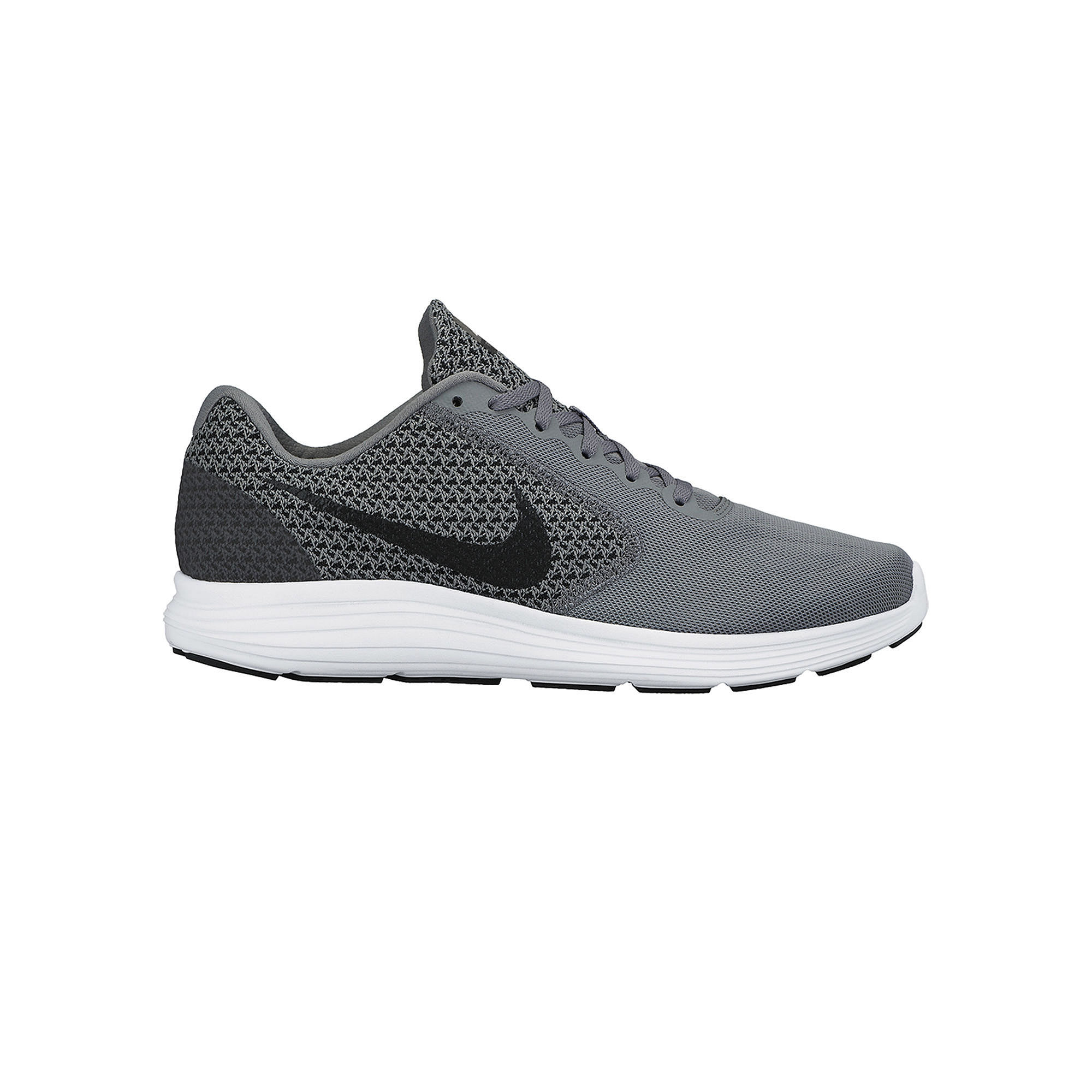 UPC 659658932371 product image for Nike Mens Revolution 3 Cool  Grey/Black/White Running