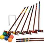 Franklin Sports 6-Player Croquet Set