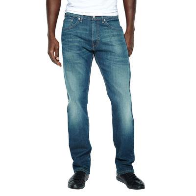 Levi S 174 505 Regular Fit Stretch Jeans Jcpenney