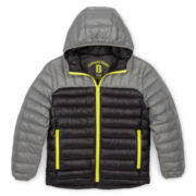 Collection B® Packable Down Jacket - Boys 6-20