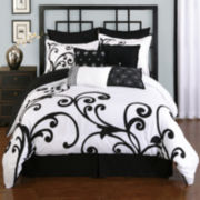 Emmerson 10-pc. Comforter Set