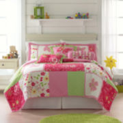 CLOSEOUT! Millie Floral Quilt & Accessories