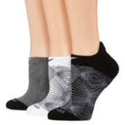 Nike® 3-pk. Dri-FIT Graphic No-Show Socks