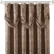Royal Velvet® Madrid Shower Curtain