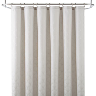 jcpenney.com | Liz Claiborne® Dazzled Shower Curtain