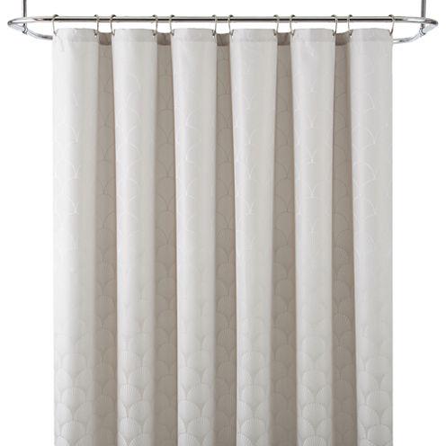 Liz Claiborne® Dazzled Shower Curtain