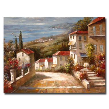jcpenney.com | Home in Tuscany Canvas Wall Art