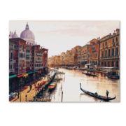 Venice Canvas Wall Art
