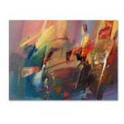 Garden Canvas Wall Art