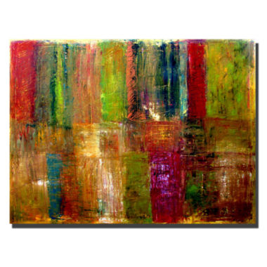 jcpenney.com | Abstract Color Canvas Wall Art