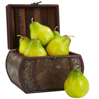 jcpenney.com | Nearly Natural Set of 6 Faux Pears