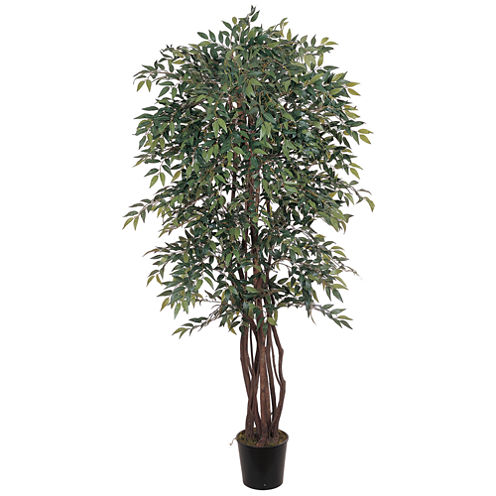 Nearly Natural 6-ft. Smilax Silk Tree