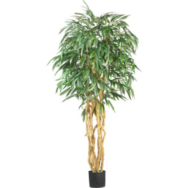 jcpenney.com | Nearly Natural 6-ft. Weeping Ficus Silk Tree