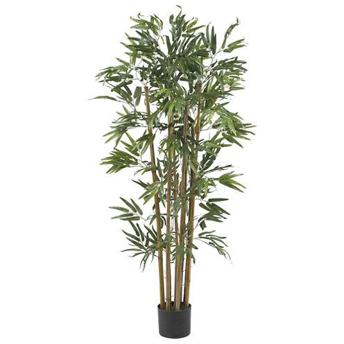 Nearly Natural Multi Bambusa Bamboo Silk Tree