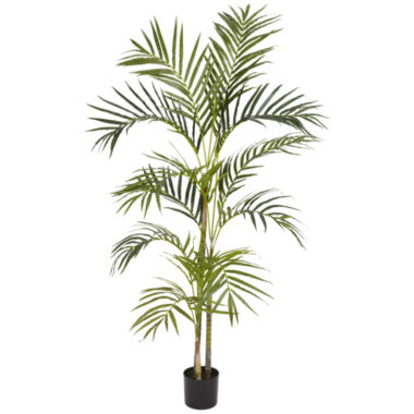 jcpenney.com | Nearly Natural Areca Palm Silk Tree