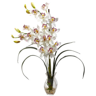jcpenney.com | Cymbidium Orchid With Vase Arrangement
