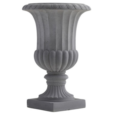 "jcpenney.com | Nearly Natural 16.5"" Decorative Urn Indoor/Outdoor"