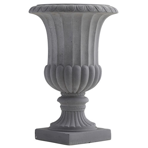 Nearly Natural 16.5 Decorative Urn Indoor/Outdoor