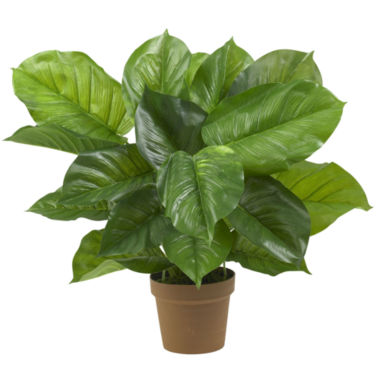 jcpenney.com | Nearly Natural Large-Leaf Real-Touch Philodendron Silk Plant