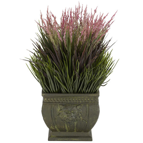 Nearly Natural Mixed Grass Silk Plant Indoor/Outdoor