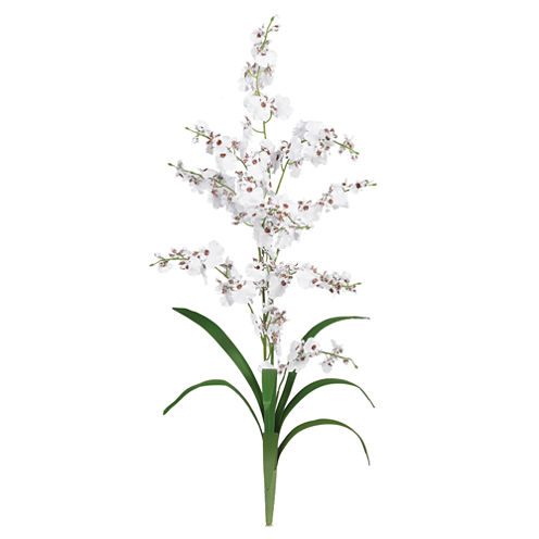 Nearly Natural Dancing Lady Orchid - Set of 12
