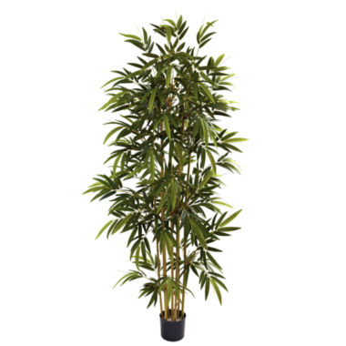 jcpenney.com | Nearly Natural 6-ft. Bamboo Tree