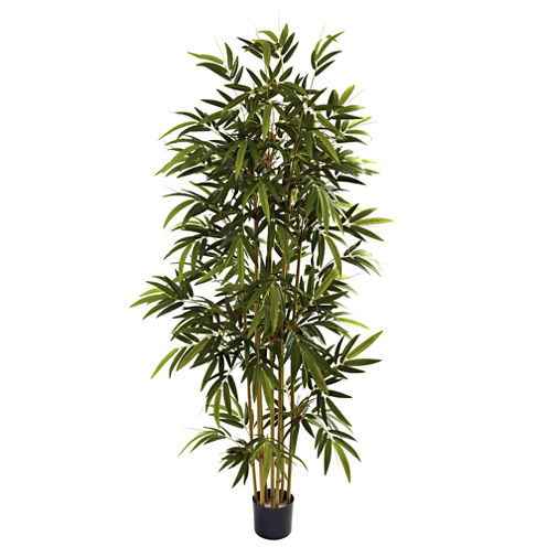 Nearly Natural 6-ft. Bamboo Tree