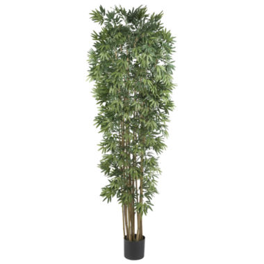 jcpenney.com | Nearly Natural 7-ft. Bamboo Japonica Silk Tree
