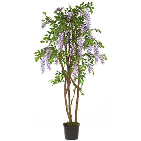 Nearly Natural 5-ft. Wisteria Silk Tree