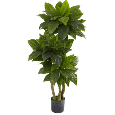 jcpenney.com | Nearly Natural 5-ft. Bird Nest Tree UV-Resistant Indoor/Outdoor