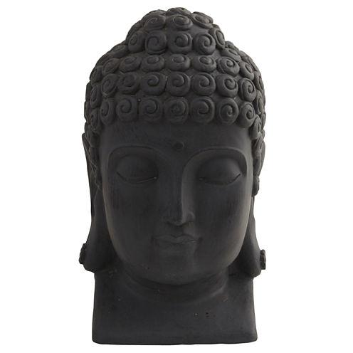 Nearly Natural Buddha Head Indoor/Outdoor