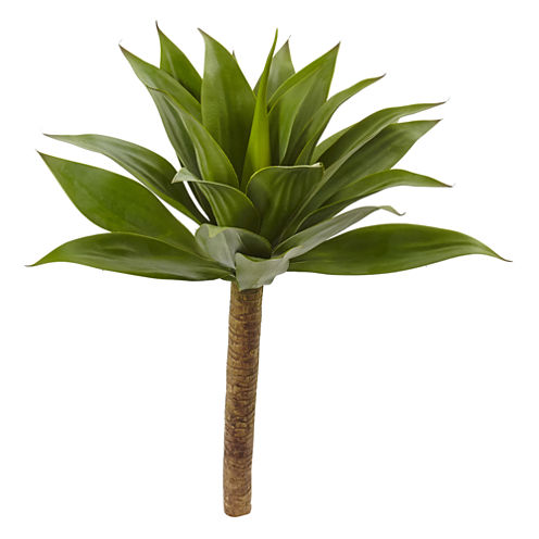 """32"""" Agave Plant With Stem"""