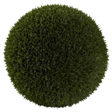 "jcpenney.com | 19"" Cedar Ball Indoor/Outdoor"