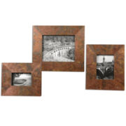 7 pc Picture Frame Set