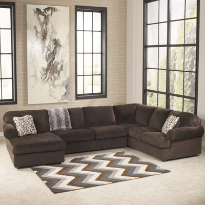 Signature Design By Ashley® Jessa Place 3 Pc. Sofa Sectional