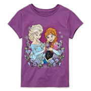 Disney® Frozen Sisters Graphic Tee