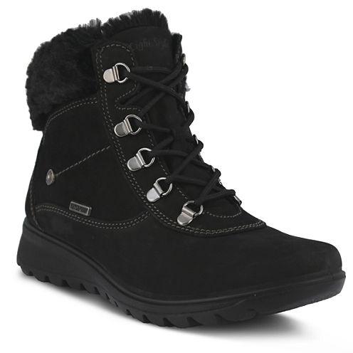 Flexus Barra Womens Lace Up Boots
