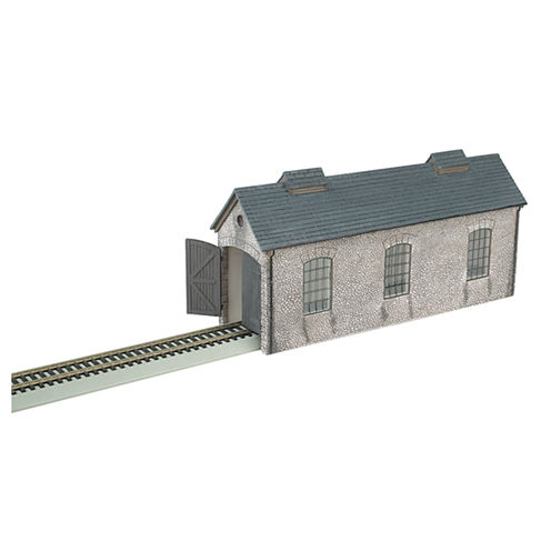 Bachmann Trains - Thomas and Friends Engine Shed Resin Building