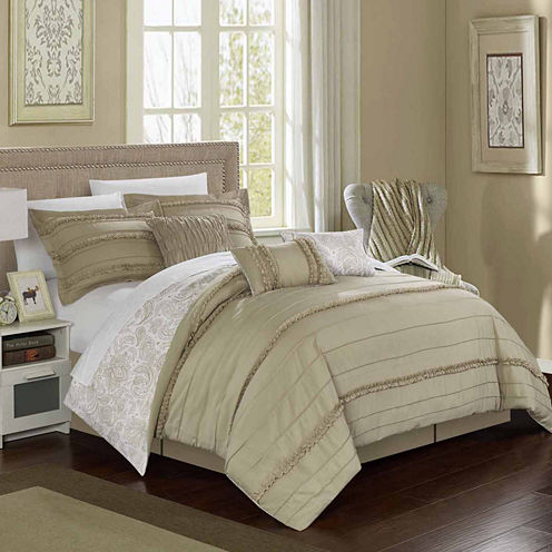 Chic Home Elle 11-Piece Comforter Set