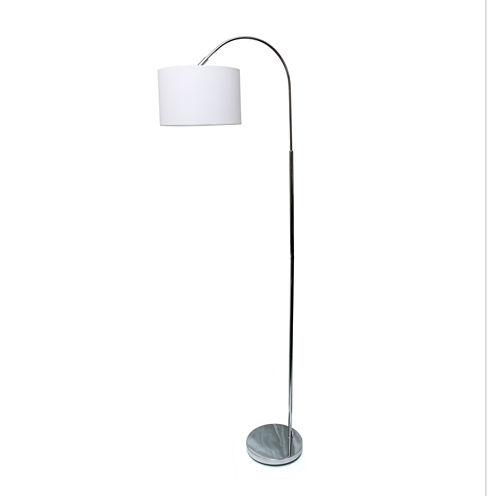 Simple Designs Metal Floor Lamp
