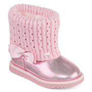 Arizona Lil Chloe II Girls Booties - Toddler