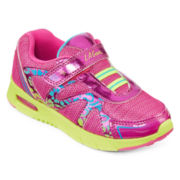 LA Gear® Preview Girls Athletic Shoes - Toddler