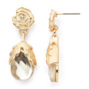 Gemma Simone™ Blossom Fresh Cut Crystal Earrings