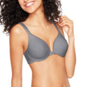 Hanes® Front-Close Underwire Soft T-Shirt Bra - HU01