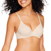 Hanes® Invisible Look Front-Close Foam Underwire Bra - HU06