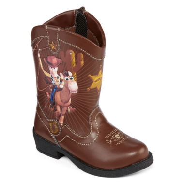 jcpenney.com | Disney Toy Story II Cowboy Boots - Toddler
