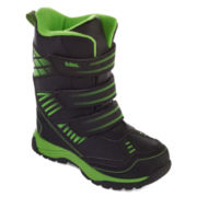 totes® Lucas Boys Weather Boots -Little Kids/Big Kids