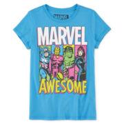 Marvel Graphic Tee - Girls 7-16